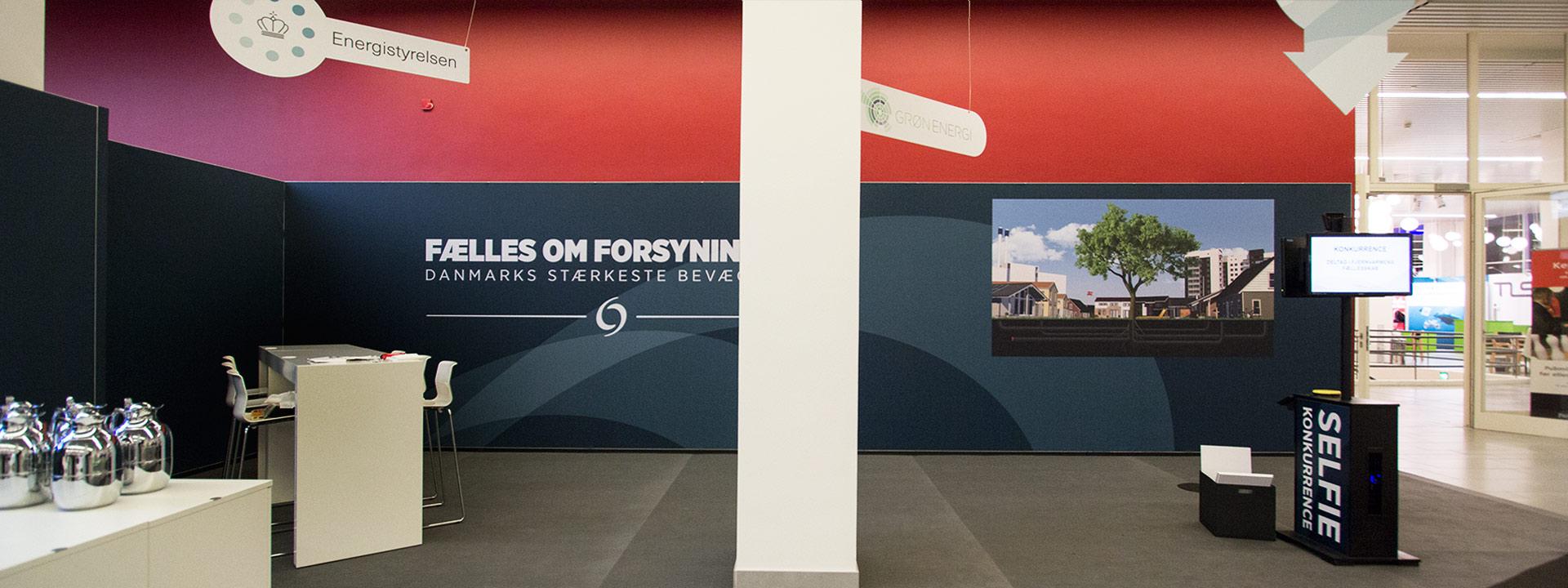 Dansk Fjernvarme / Get Visual Udstilling